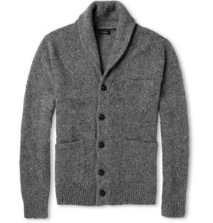 Gifts for men - Flecked Wool-Blend Cardigan J Crew.jpg
