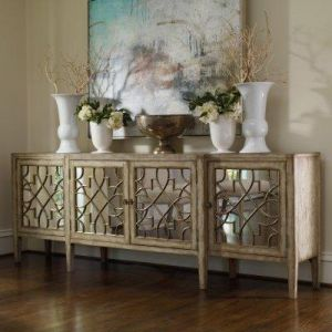 Gifts for men - Hooker Furniture Sanctuary Mirrored Console.jpg