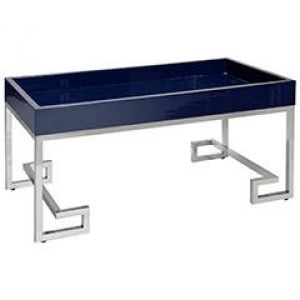Worlds Away Conrad Greek Key Stainless Silver Navy Tray Table.jpg