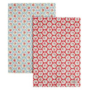 Gifts for women - Cath Kidston Tea Towels Set of 2.jpg