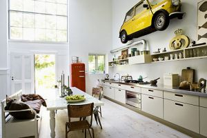 Beautiful houses and gardens - Kitchens - myLusciousLife.com - retro kitchen.jpg