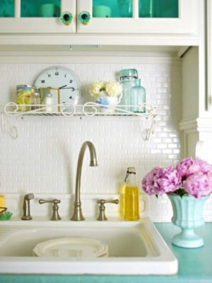 Kitchen cabinets - myLusciousLife.com - luscious kitchens color.jpg