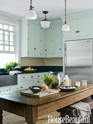Kitchen in in Mount Kisco New York - Shaker-style cabinets.jpg