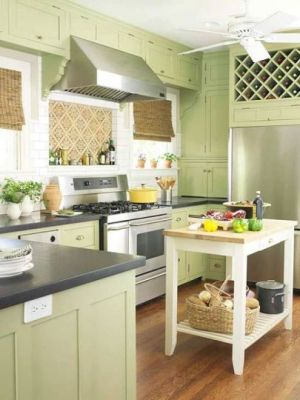 Photo inspiration - Ideas for bringing colour into your kitchen.jpg