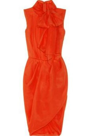 Shop this look red cocktail dresses inspired by roland mouret for Giambattista valli wedding dress price