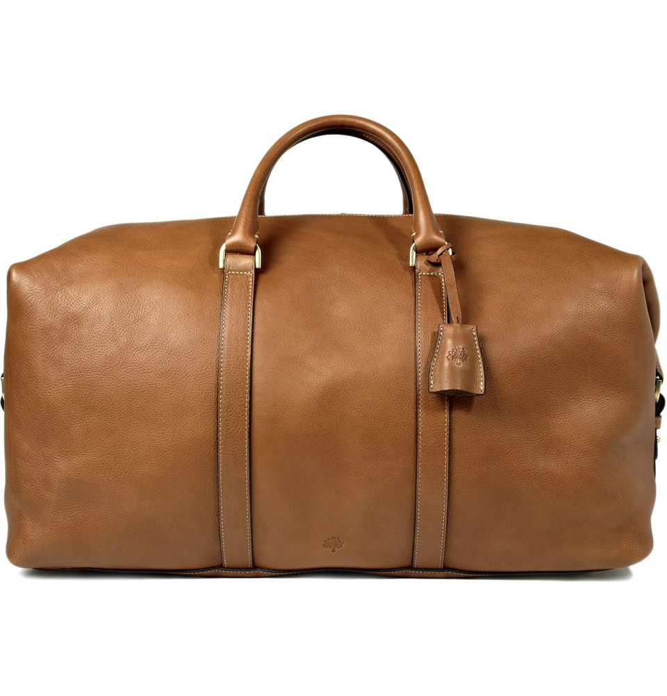 Luscious Travel Beige And Brown Weekender Bags