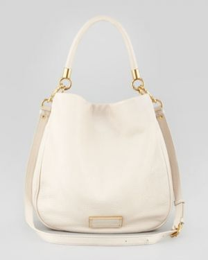 MARC by Marc Jacobs Too Hot to Handle Hobo Bag Beige.jpg