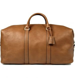 Mulberry Clipper Leather Holdall Bag.jpg