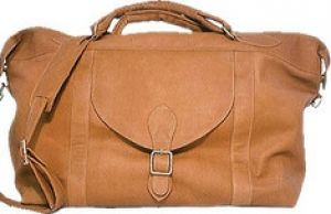 LUSCIOUS TRAVEL: Beige and brown weekender bags