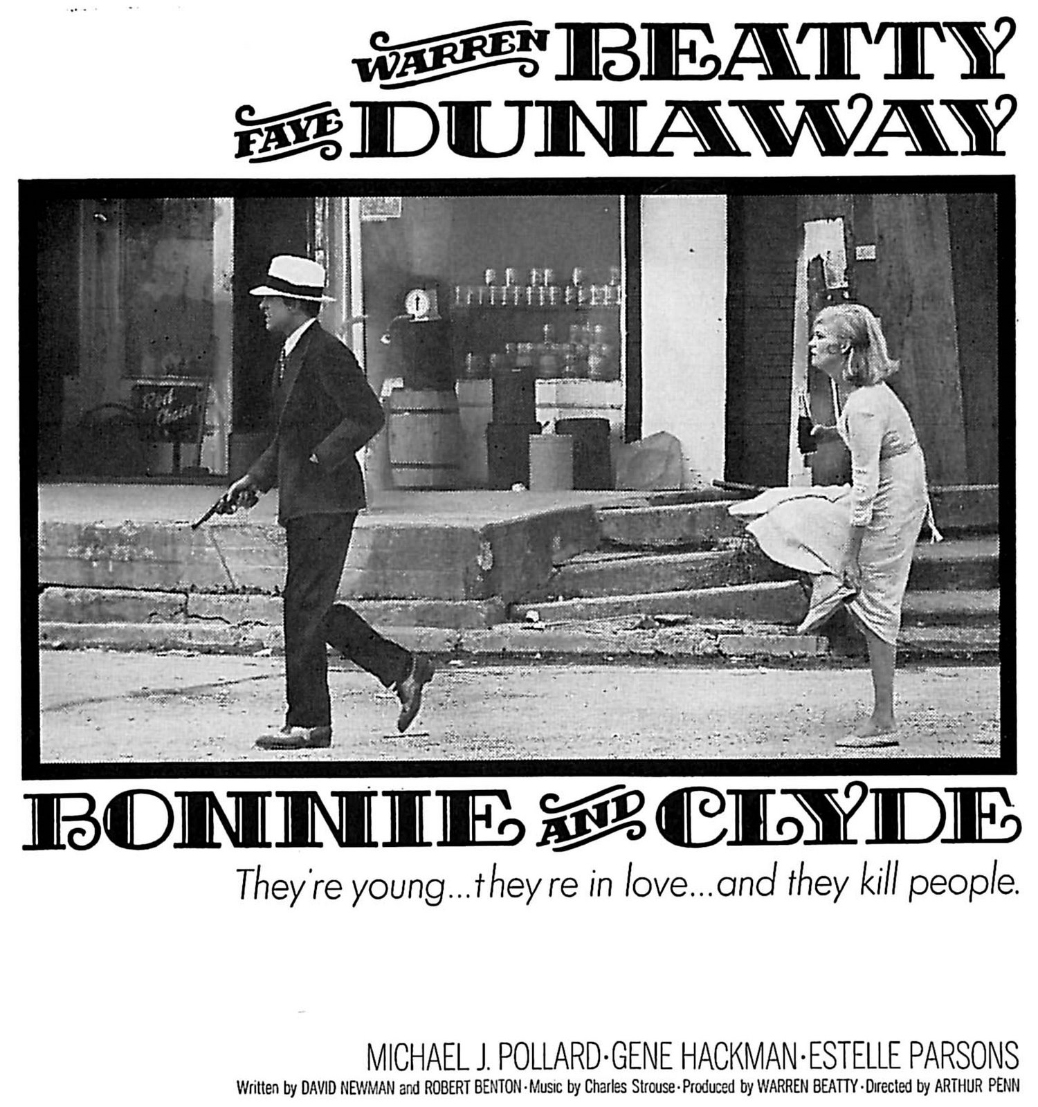 Bonnie And Clyde Guns