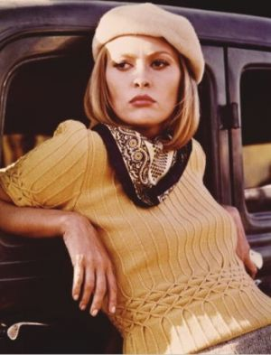 Best fashion films - Bonnie and Clyde 1967 - Faye Dunaway costume design.jpg
