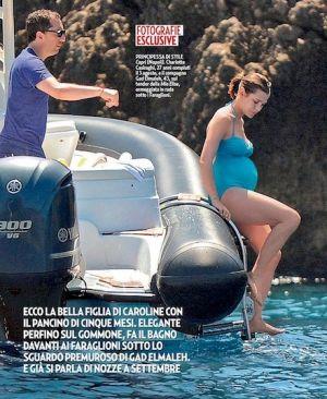 Charlotte-Casiraghi-Pregnant-2013-Gad-Elmaleh-Charlotte-Casiraghi-Capri.jpg
