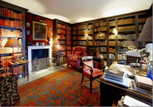 David Hicks office library - The Grove.jpg