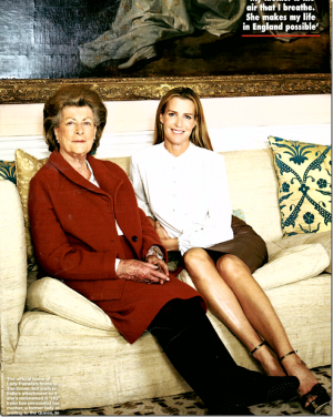 India and her mother Lady Pamela in the Drawing Room.png