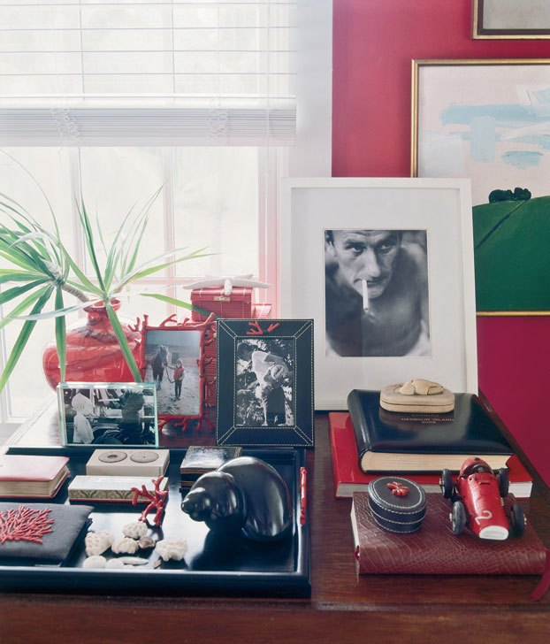 FAMOUS FOLK AT HOME At home with India Hicks and David