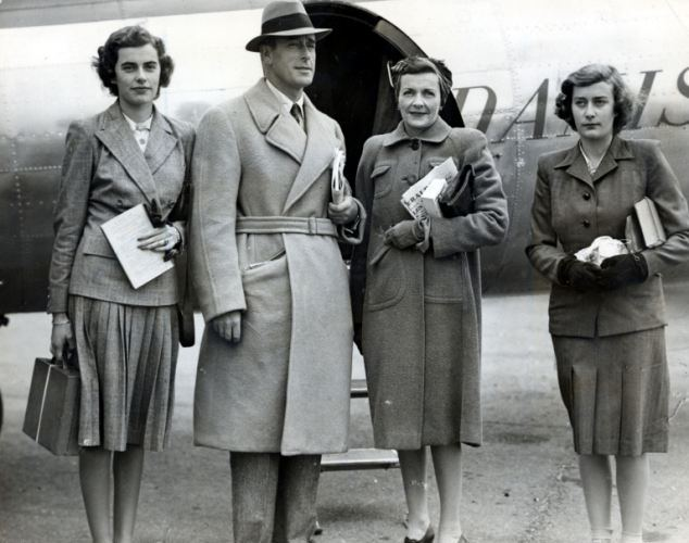 FAMOUS FAMILIES: A bit of royal Battenberg-Mountbatten-Hicks