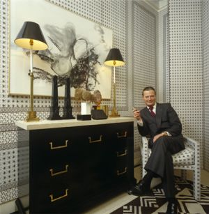 Designer David Hicks at home.jpg
