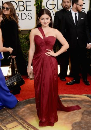 2014 Golden Globes - Red Carpet - Ariel Winter in Mikael D