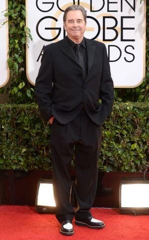 2014 Golden Globes - Red Carpet - Beau Bridges