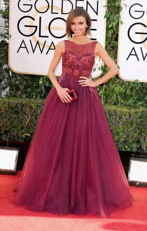 2014 Golden Globes - Red Carpet - Giuliana Rancic