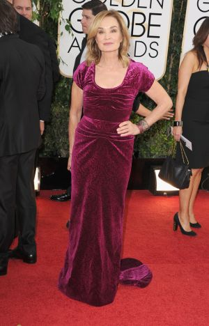 2014 Golden Globes - Red Carpet - Jessica Lange