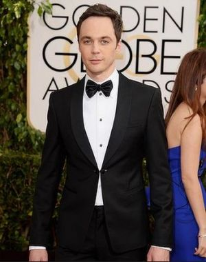 2014 Golden Globes - Red Carpet - Jim Parsons