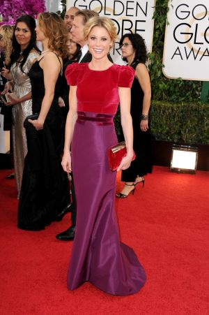 2014 Golden Globes - Red Carpet - Julie Bowen