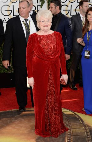 2014 Golden Globes - Red Carpet - June Squibb in Tadashi Shoji