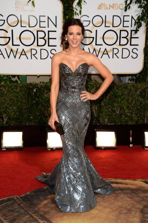 2014 Golden Globes - Red Carpet - Kate Beckinsale