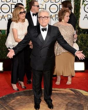 2014 Golden Globes - Red Carpet - Martin Scorsese