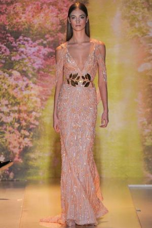 Zuhair Murad Spring 2014 couture collection