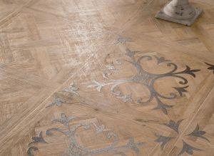 Moroccan Wood Floor Tiles Stylish home floors patterned wooden floor tiles with fleur de lis sisterspd