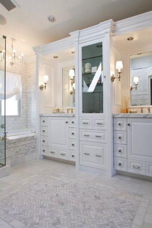 bathroom-tile-floor-whitemarble-herringbone-inset-tiles.jpg