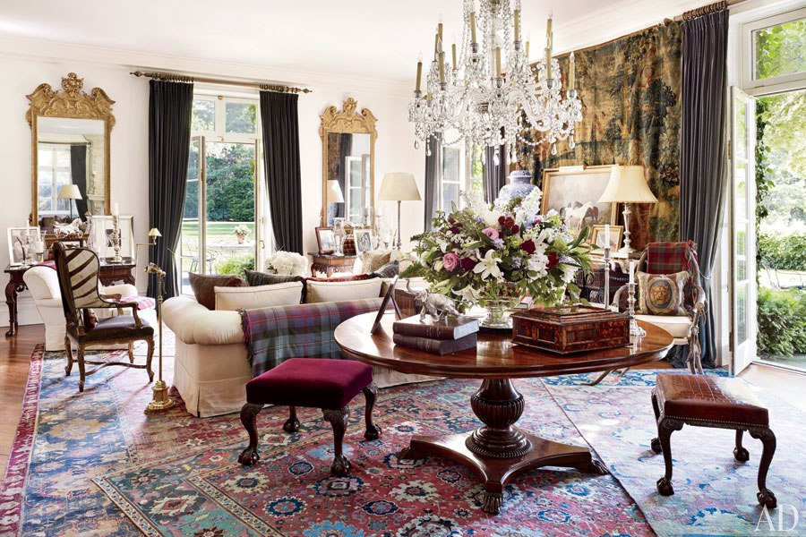 ... RALPH LAUREN   BEDFORD LIVING ROOM2 ...