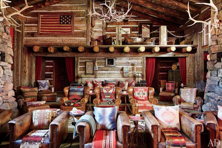 Famous Folk At Home Ralph Lauren In Manhattan Bedford