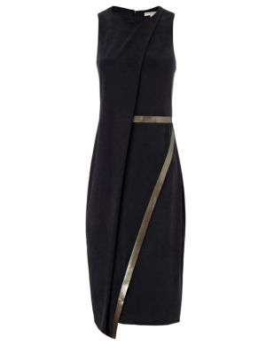 Gabriele Colangelo black jersey draped dress.jpg