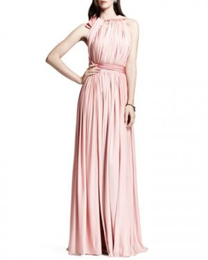 Lanvin Grecian liquid jersey gown in rose.jpg