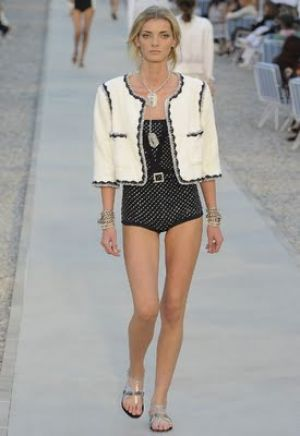Chanel 2012 Resort Collection - glamorous swimwear - www.myLusciousLife.com.jpg