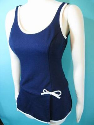 retro one piece - www.myLusciousLife.com - mainstreetvintage.com vintage 60s skirt bathingsuit.jpg
