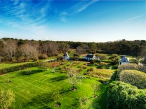 Bunny Mellon property in Osterville MA