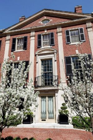 3055 Whitehaven Street Washington DC, the former house of Paul and Bunny Mellon