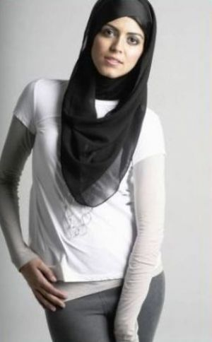 Black chiffon scarf snood from maysaa.com.jpg