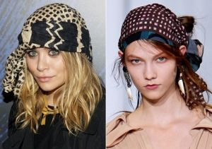 Hair trends - Ashley Olsen wearing a turban.jpg