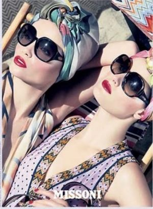 Missoni Summer fashion with sunglasses and headscarves.jpg