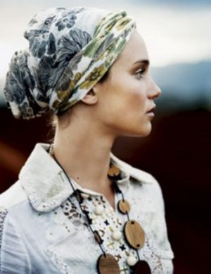floral scarf used as headscarf.jpg