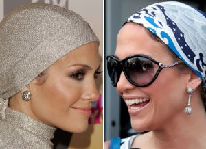 jennifer lopez wearing head scarf.jpg