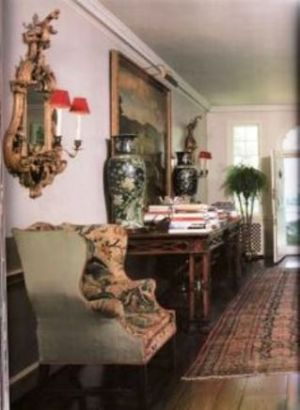 Annette Reed de la Renta house in Katonah New York in the 1960s as decorated by Albert Hadley.jpg