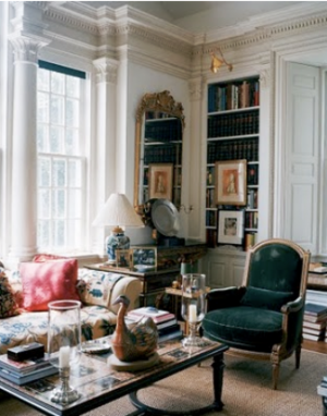 At home with Oscar de la Renta in Connecticut - mylusciouslife.png