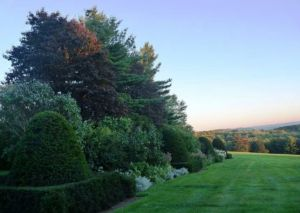 Photo by Oscar de la Renta - Kent Connecticut gardens - lawn.jpg