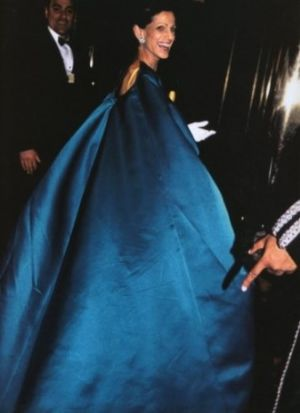 Annette in a gorgeous Oscar de la Renta creation.jpg